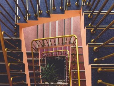 Emprunter les escaliers plutôt que l'ascenseur