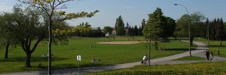 Passer un après-midi au parc avec sa famille ou ses amis