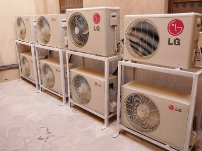 Air Conditioners and Energy Efficiency