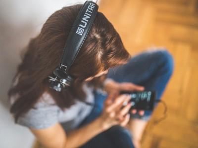Mettre de la musique qui vous rend heureux