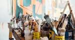 De nombreux endroits récupèrent les pots de peinture