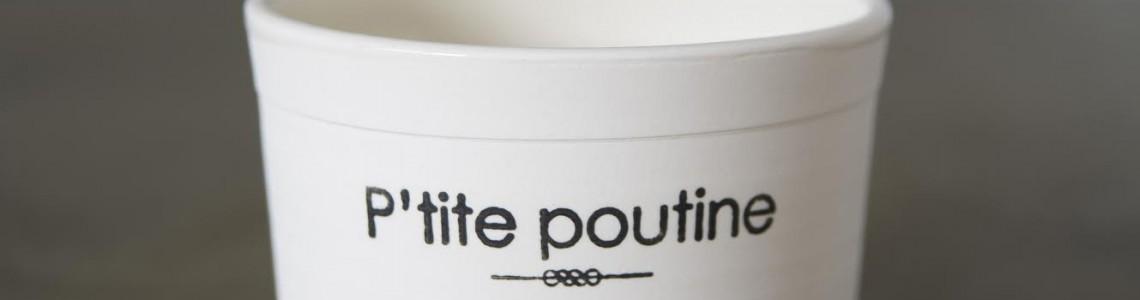 Un petit bol stylé fait au Québec