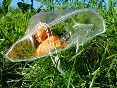 Réutiliser les sacs Ziploc