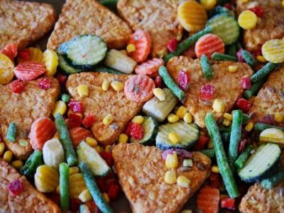 Aliments surgelés et nutrition