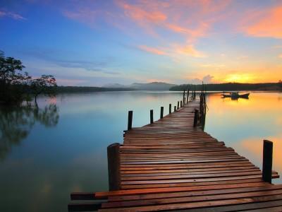 Regarder le lever du soleil