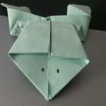 Fabrication d'un jouet avec l'origami