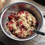 Pain aux fraises